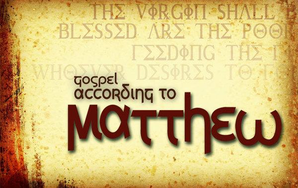 gospelmathew