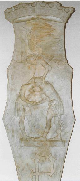 12th Century Naples Relief