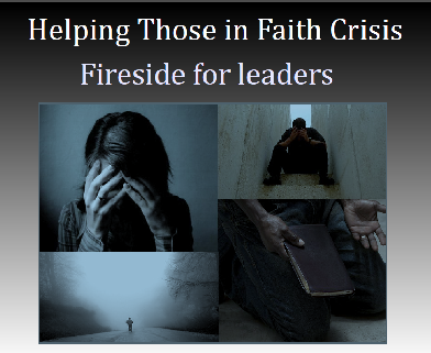 Faith Crisis Training Powerpoint